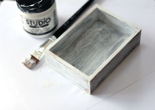Gesso-on-box