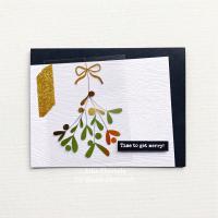 Mistletoe acetate web