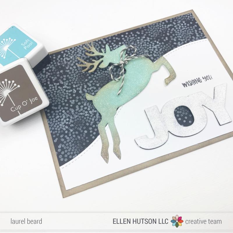 1.19 Laurel Beard Pin-Sights Hero Arts Ink2wtmk
