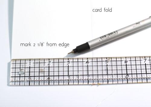 Mark-card