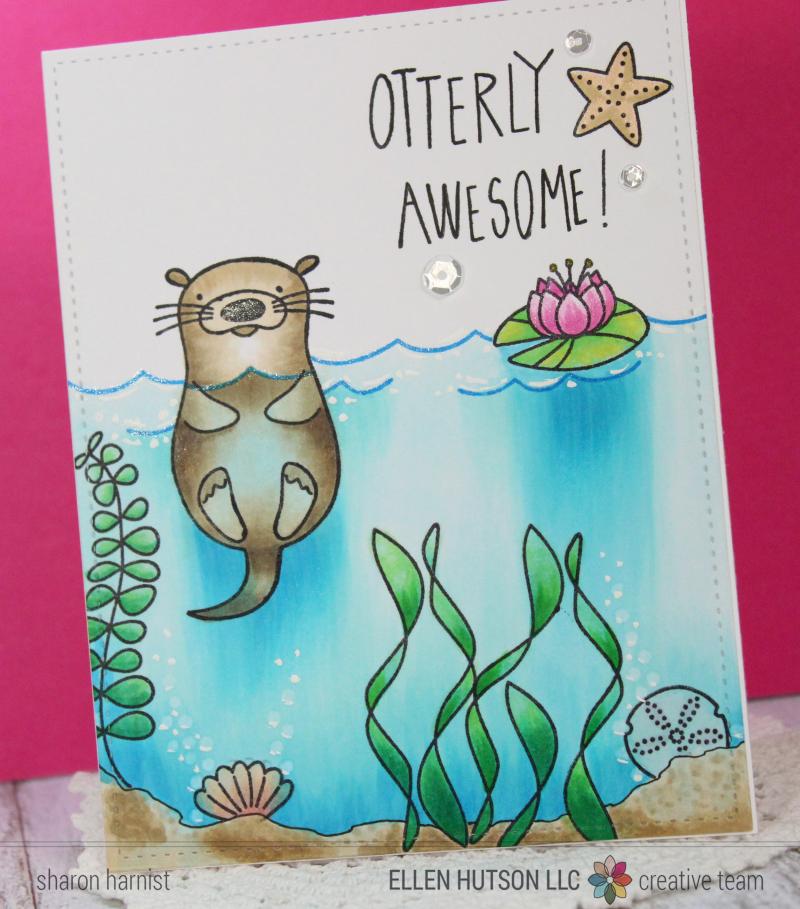 6-2 OtterUnderwaterPink-CU-SH