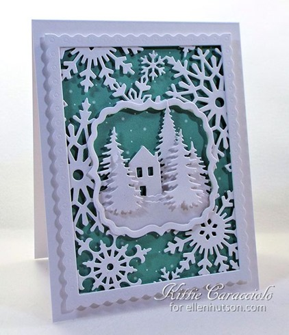 KC Snowflake Background left