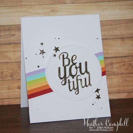 Heather Campbell for Ellen Hutson LLC BeYouTiful