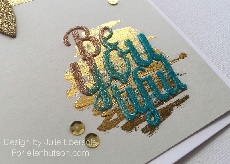 Glittered beYOUtiful web2