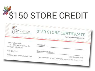 EHLLC Store Credit 150