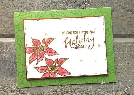 Wonderful holiday season Kimberly Crawford