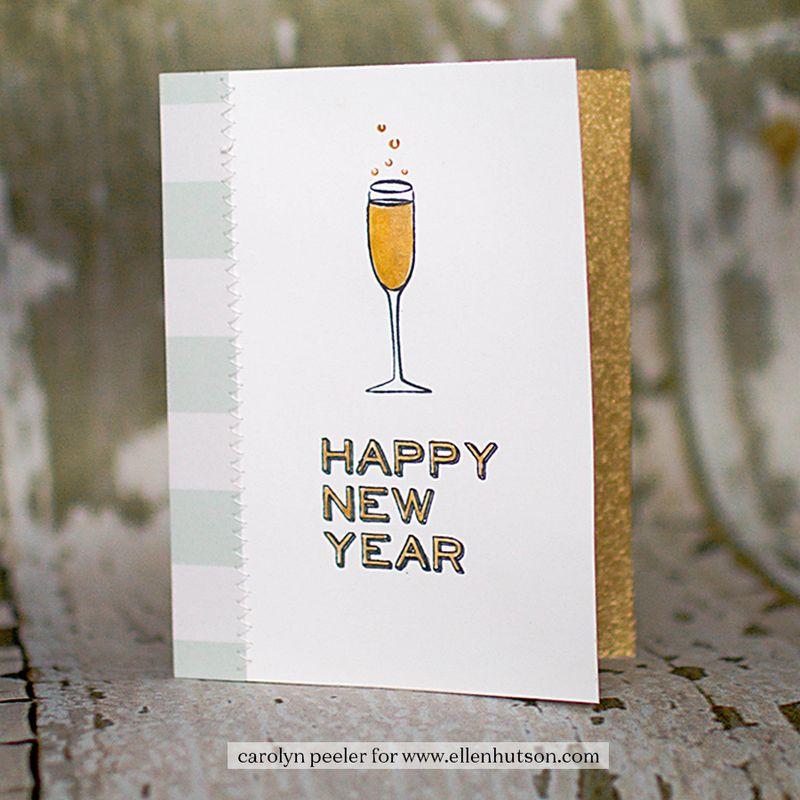 Happy New Year Ellen Hutson 2