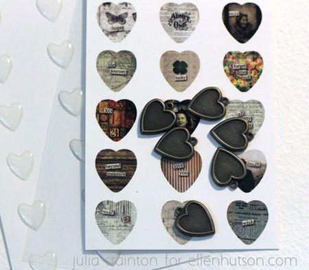 Heart-charms