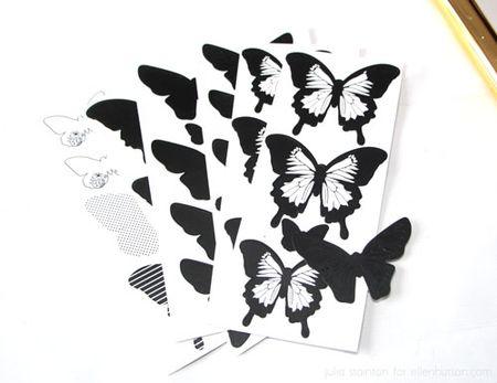 Butterflies-foil