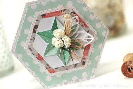 Hexagon-detail