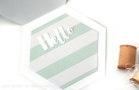 Hello-card-inside