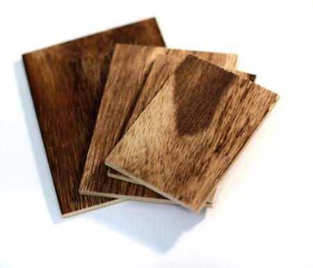 Wood-panels