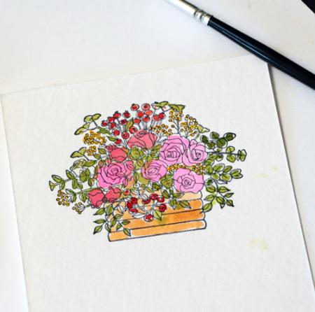 Floral-bouquet