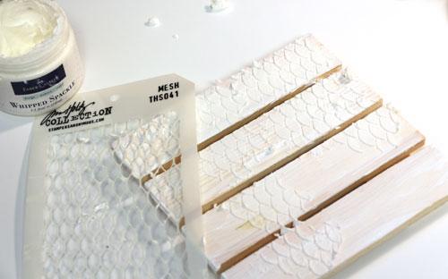 Texture-paste
