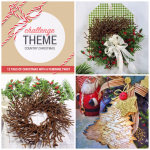12 Tags of Christmas with a Feminine Twist Country Christmas Challenge