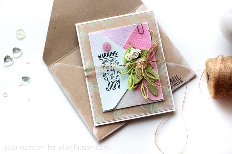 Envelope-joy