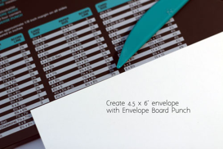 Envelope-punch