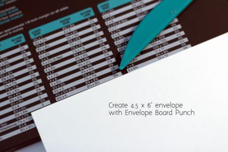 Envelope-punch