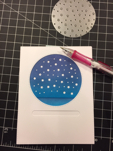 EH 2 Marking stars for circuit