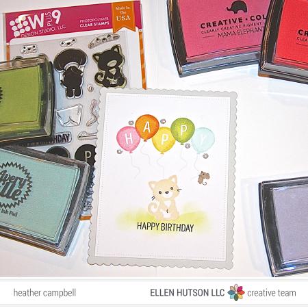 Heather Campbell - Ellen Hutson Ink Week