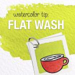 Flat Wash