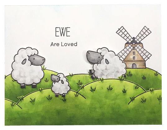 Ewe Are Loved