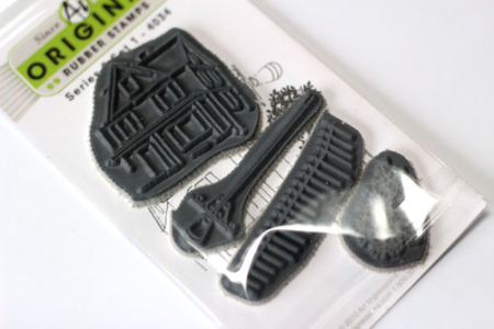 Grey-rubber-stamps