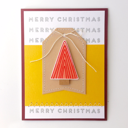 Merry Christmas by Carolyn Peeler