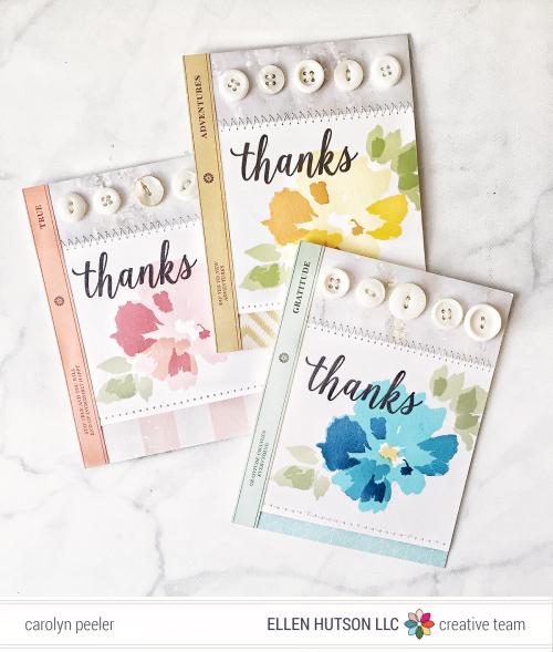 Three altenew cards for blog 2