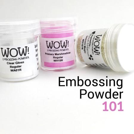 Powder 101