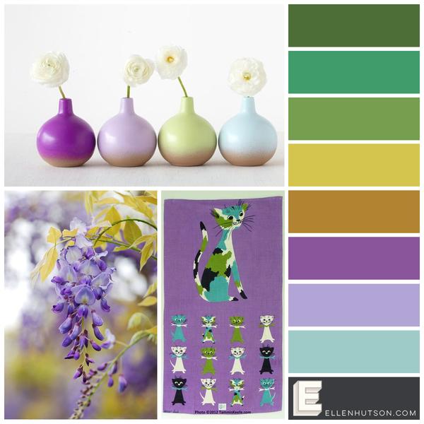 Preview-full-Color Trend June Verdure