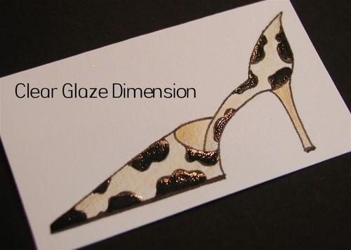 Clear Glaze Example